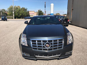 2012 Cadillac Performance CTS 4 Coupe SAFETIED & E-TESTED