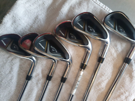 CALLAWAY EDGE IRONS 6-SW MINT CONDITION