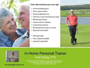 Mature Personal Trainer Available!! Cambridge Kitchener Area image 2