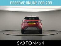 2018 Land Rover Range Rover Evoque 2.0 D180 SE SUV 5dr Diesel Auto 4WD (s/s) (18
