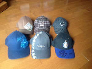 Assorted Hats - $5 each OBO