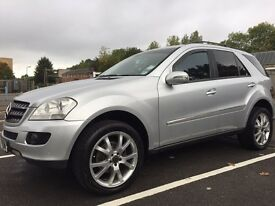Mercedes ML 320 cdi Sport Brabus D6 factory upgraded.