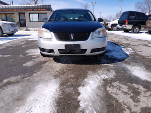 2009 Pontiac G5 SE Safety and E-Tested