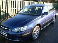 Subaru Legacy 2.0i Estate 4x4 Long Mot