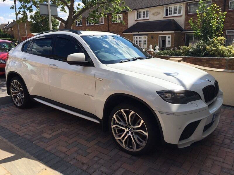 Bmw X6 M Performance Xdrive 40d In Romford London Gumtree
