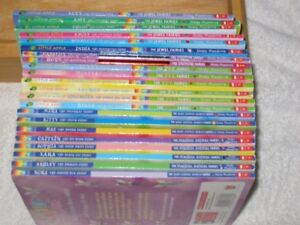 RAINBOW MAGIC (LOT 2) - CHAPTERBOOKS - CHECK IT OUT!