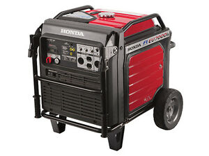 Honda Generator EU7000is Cambridge Kitchener Area image 1