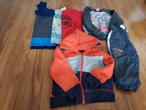 Boys size 4 clothing lot/lightly worn