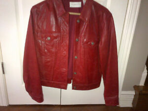 Leather Jacket Kingston Kingston Area image 1