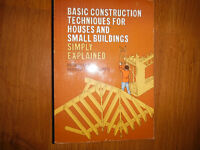 Basic Construction Techniques Houses & Small Buildings U.S Navy