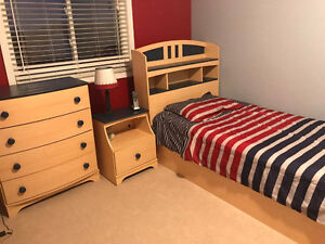 A twin bed set REDUCED PRICE