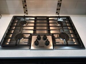 "31"" gas cook top"