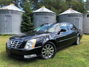 2009 Cadillac DTS, Like New, Black on Black, See All 20 Photos