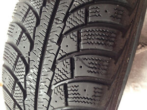 195/65 R15  set of 2 winter tires