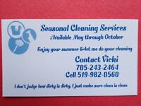 Need Cleaning Services in Cottage Country?