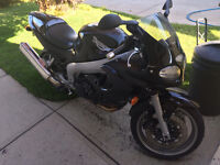 2002 triumph sprint rs 955i priced for quick sale