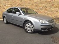 2004 MONDEO - 1 YEARS MOT - 1.8L - NEW TYRES BARGAIN