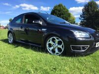 FOCUS ST 3 2006 56 HPI CLEAR FULL RECARO LEATHER SEATS (px gti vxr leon)