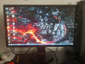 24 inch monitor, Benq GL 2460-B