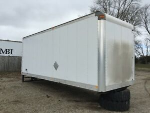 2006 24 FOOT VAN BODY FOR ONLY $3495 London Ontario image 3
