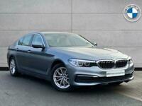 2017 BMW 5 Series 520d xDrive SE Saloon Saloon Diesel Automatic