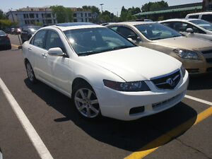 2005 Acura TSX -perfect condition- Negotiable