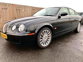 2007 Jaguar S-TYPE 2.7D V6 auto SE TD, FULL JAG HISTORY, heated seats,