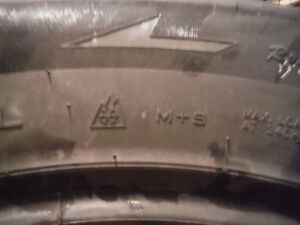 Haida Winter tires 275/55 R 20 Brand New. Super Grippy!! Prince George British Columbia image 3