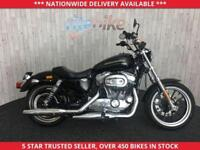 HARLEY-DAVIDSON SPORTSTER XL 883 L SUPERLOW ABS MODEL LOW MILES ONLY 1659