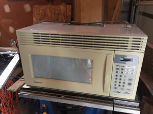 Microwave - Used but works fine
