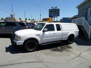 2008 Ford Ranger 4WD SuperCab 126""