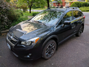 2015 Subaru xv crosstrek was in accident, repaired by Otto's