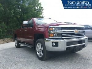 2018 Chevrolet Silverado 2500HD LTZ  - Navigation