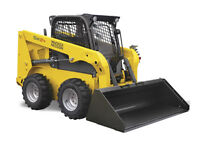 New Wacker SW24-RDL Skidsteer In Stock with 0% Financing