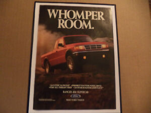 OLD PICKUP CLASSIC CAR ADS man cave Windsor Region Ontario image 9