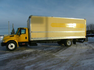 2005 International 4300 DT466 Allison auto