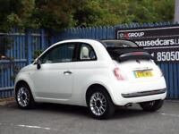 FIAT 500 C LOUNGE 2011 1242cc Petrol Manual