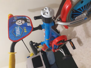 "Thomas the train 12"" bicycle"