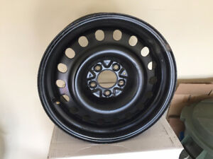 """17"""" Rims with TPMS Sensors - 5 bolt pattern by 114.30 - Set of 4"""