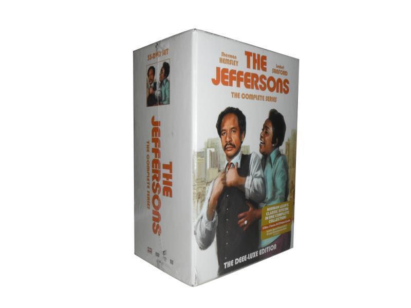 Купить THE JEFFERSONS:  The Complete Series