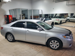 Toyota Camry 2010 Automatique 4 Cyl Seulement 78 000Km 8495$