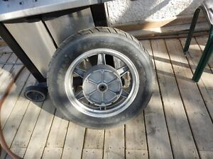 Goldwing 1500 rear Wheel and Tire $ 100.00