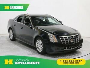 2012 Cadillac CTS AUTO MAGS A/C GR ELECT BLUETOOTH CUIR TOIT OUV