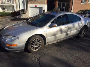 Chrysler 300 série 2003 super condition