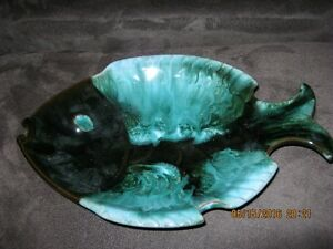 Blue Mountain Pottery - Fish Dish (Very Rare) Oakville / Halton Region Toronto (GTA) image 1