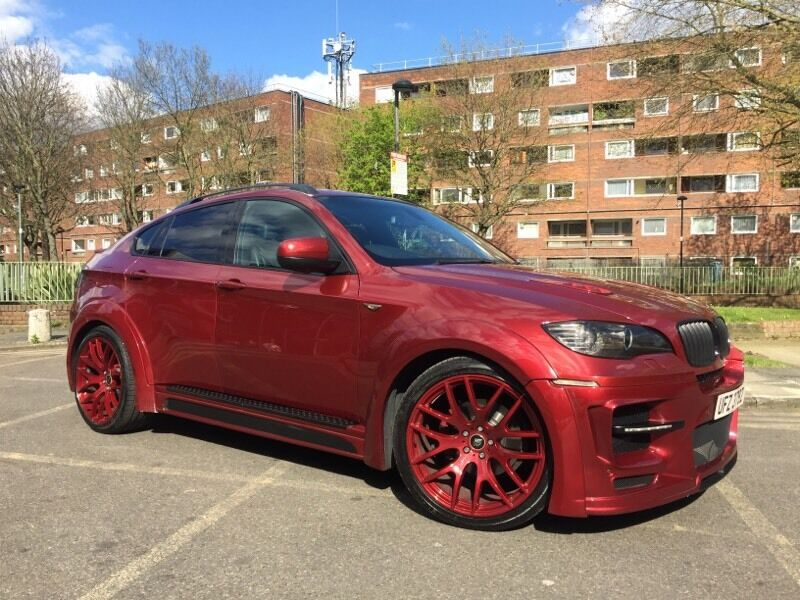 bmw x6 35 xdrive adair wide arch conversion not m3 m5 x5 in limehouse london gumtree. Black Bedroom Furniture Sets. Home Design Ideas