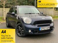 2012 MINI Countryman 2.0 Cooper SD ALL4 5dr SUV Diesel Manual