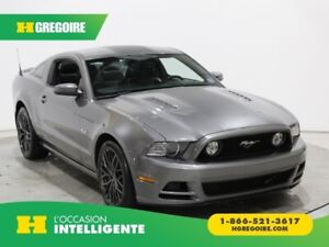 2014 Ford Mustang GT MANUELLE AC GR ELECT CUIR NAVIGATION BLUETO