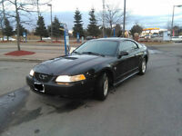 1999 Ford Mustang V6 35th anniversary GOOD CONDITION!