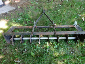 Agri-Fab Riding Lawn Mower Attachment (made in the USA)